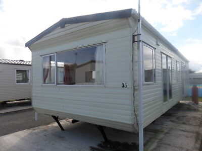 Sited Cheap Static Caravan For Sale Including 2018 Site Fees North Wales