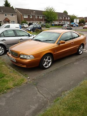 Volvo c70 turbo t5