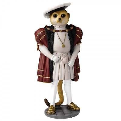 Magnificent Meerkats Country Artists Henry Figurine New Boxed CA04488