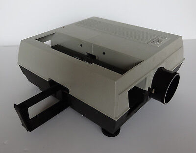 Hanimex Rondette 1000 S Slide Projector With instructions and slide tray