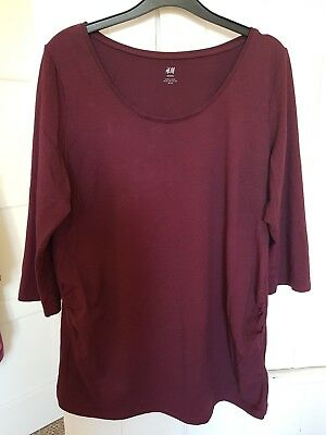 Maternity top size XL from H&M