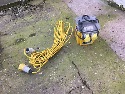110v Transformer   3.0 KVA with cable