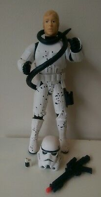 Star Wars Series Collector 12 Inch Luke Skywalker with Dianoga Tentacle