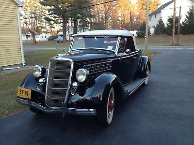 1935 Ford Other DeLuxe 1935 Ford Roadster Hot Rod