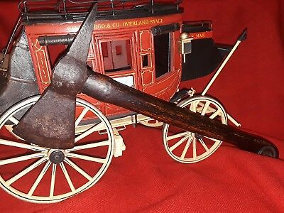 Wonderful And Rare Antique Spike Tomahawk**18Th Century** Pipe Tomahawk **