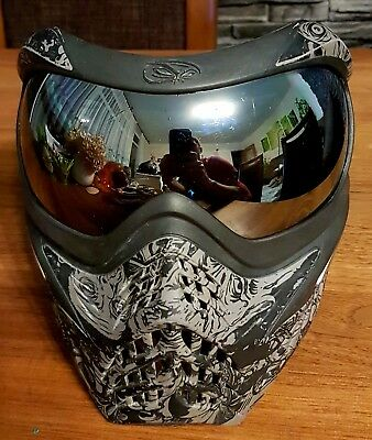V-Force grill Paintball Maske thermal