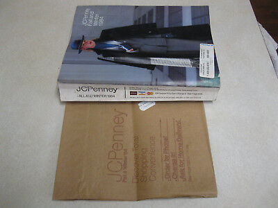 Vintage 1984 JCPenney Fall Winter Catalog
