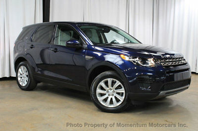 Land Rover Discovery Sport AWD 4dr SE