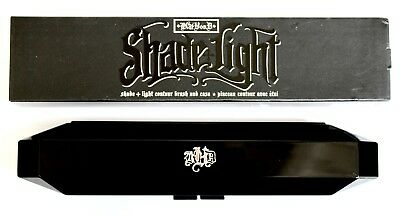 KAT VON D Shade + Light CONTOUR & HIGHLIGHT Double Brush wCase NEW BOX FREE SHIP