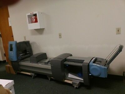 PITNEY BOWES DI-900 FastPac HIGH SPEED MAIL INSERTING MACHINE