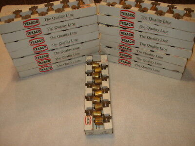 Box of 10 Texaco #67 Miniature Light Bulbs Made by GE in the USA