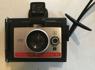 Vintage Polaroid Colorpack 80 Land Camera - instant camera