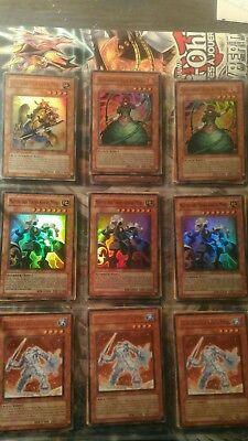 Yu gi oh base de deck Koaki meiru 40 cartes beaucoup de rarete