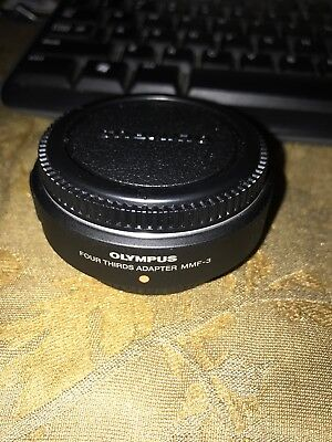 Olympus OM Lens Micro 4/3 Four Thirds m 4/3 Mount Adapter ring m4/3 m43