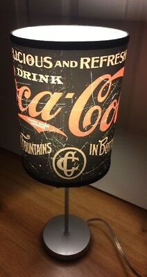 Coca Cola Delicious And Refreshing Lamp