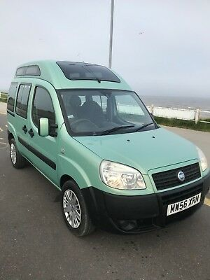 Fiat doblo high roof 25.875 miles beautiful condition lots of service  history