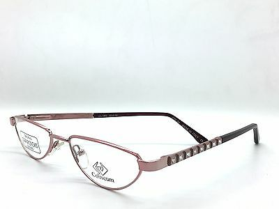 a1960d7a5845 Trevi Coliseum SWAROVSKI STONES CL 080 04 PINK eyeglasses - MADE in ITALY  51mm