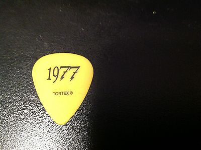 ALKALINE TRIO  STAGE USED Signature tour pick -- ULTRA RARE TOUR PICK !!!!!!!!!