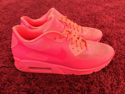 NIKE AIR Max Hyperfuse Red Orange Edition Gay'le Sneaker Special 44