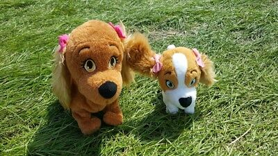 lucy and lola interactive dogs
