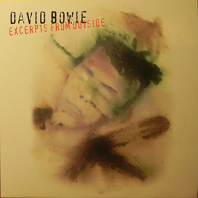 David Bowie - Excerpts From Outside (The Nathan Adler Diaries: A Hyper Cycle)