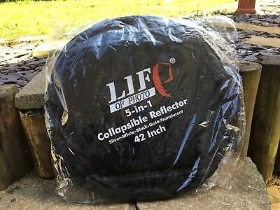 """LIF Collapsable Reflector 5 in 1, 42"""""""