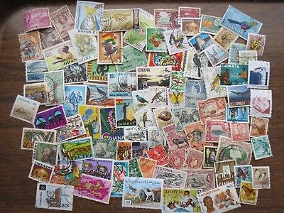 70 AFRICA  STAMPS (Countries mixture)