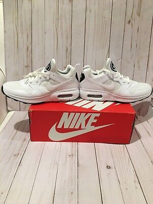 "*New* Men""s Nike Air Max Prime Shoes Sneakers 11 White 876068-100"