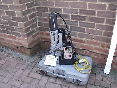 Magtron Mb75/2Vce Rotabroach Magnetic Drill
