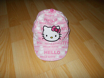 Hello Kitty Cap Gr.54 rosa