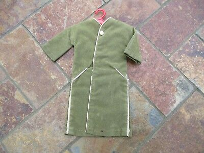 """Vintage 1963 American Character Doll """"Tressy""""; Clothing Long Coat"""