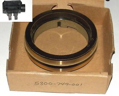 Warner Slip ring Collector ring 5300-749-001 with brush; Schleifring+Bürsten
