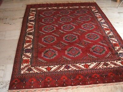 Russian Jamouth Jamut Rug Russischer Yomuth Yomut Teppich Tapis Russie Tappeto