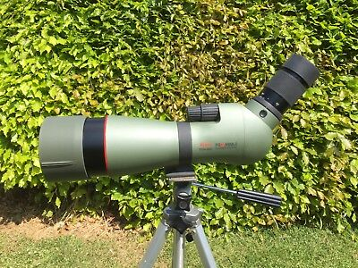 KOWA  TELESCOPE-  TSN 883 with 20 to 60 zoom