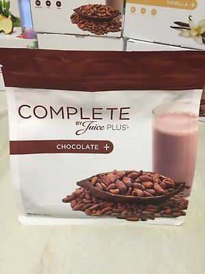 JUICE PLUS COMPLETE Chocolate 1x562,5g,NEW & SEALED