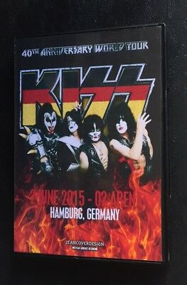 KISS DVD LIVE Hamburg 2015