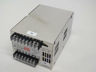 Mean Well MW SP-500-24 480W 24V 20A Switching Power Supply w/ Cooling Fan