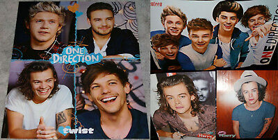 ONE DIRECTION 145x Clippings Pinups 1D Harry Zayn Niall+