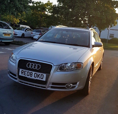 Audi A4 5Dr Avant 2.0 TDi 170 SE - Turbo Overboost Issue Repair Required