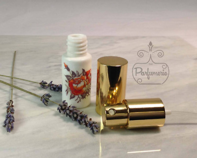 10 ml. 1/3 oz. refillable  Travel Size Glass Perfume Mist Spray ATOMIZER SPRAYER
