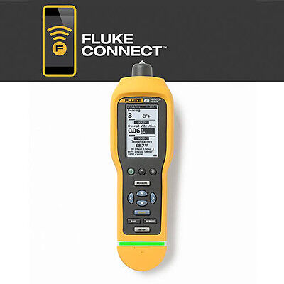 Fluke 805 FC Vibration Meter with Fluke Connect