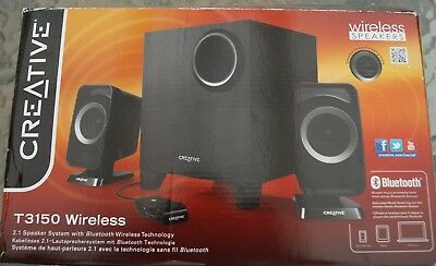 2.1 Surround Home Cinema Wireless Sound Speakers Bluetooth for Laptops and tabs