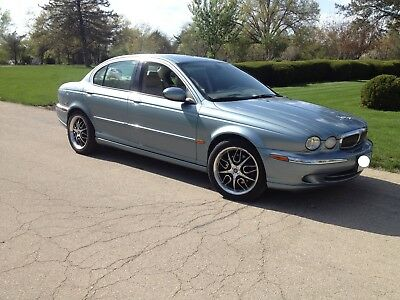 2002 Jaguar X-Type  2002 Jaguar X-type 3.0 AWD with 2nd set of wheels and tires