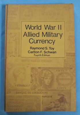 """World War II Allied Military Currency"" by Toy & Schwan. Great photo reference!"