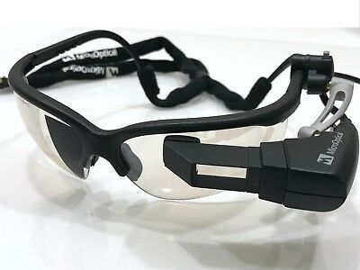 MicroOptical CV-3 Micro Optical Color Video Glasses Heads Up Display (HUD)