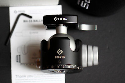 Really Right Stuff BH-55 LR Ball Head with Plate