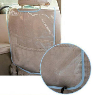 Car Auto Seat Back Protector Cover For Children Baby Kids Kick Mat Mud Clean Zo