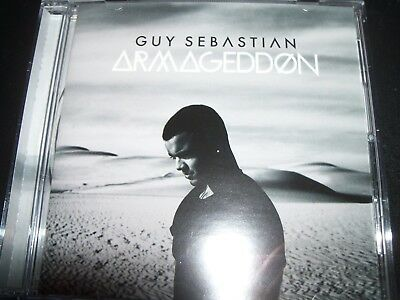 Guy Sebastian ‎– Armageddon (Australia) CD – Like New