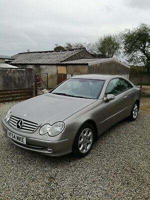 Nice clean Condition Mercedes clk240 only done 600 miles since last MOT.
