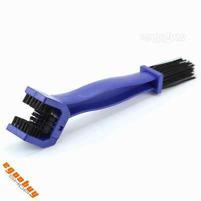 Motorcycle Bicycle Gear Chain Cleaning Tools Oil Dirt Brush Cleaner Universal